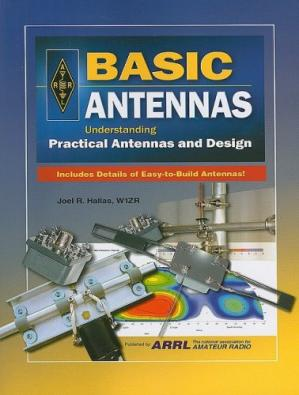 Book cover Basic Antennas: Understanding Practical Antennas and Design