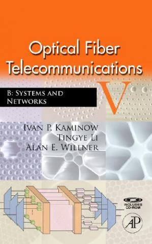 书籍封面 Optical Fiber Telecommunications V