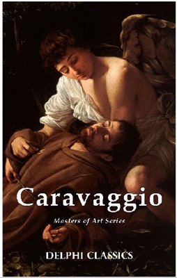 Book cover Delphi. Complete Works of Michelangelo Merisi da Caravaggio