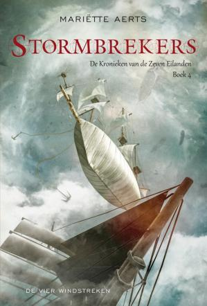 Book cover Stormbrekers