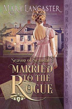 Book cover Married to the Rogue