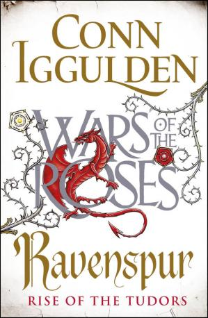 Book cover Ravenspur: Rise of the Tudors