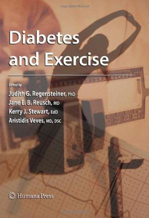 Book cover Diabetes and Exercise