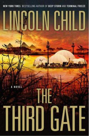 Book cover The Third Gate