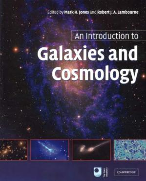 Book cover An Introduction to Galaxies and Cosmology