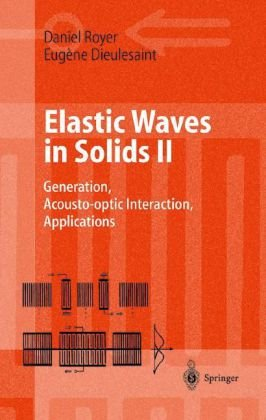 Book cover Elastic waves in solids 2