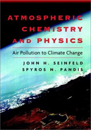 Book cover Atmospheric Chemistry and Physics: From Air Pollution to Climate Change