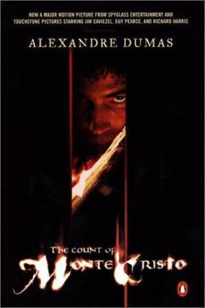 Book cover The Count of Monte Cristo