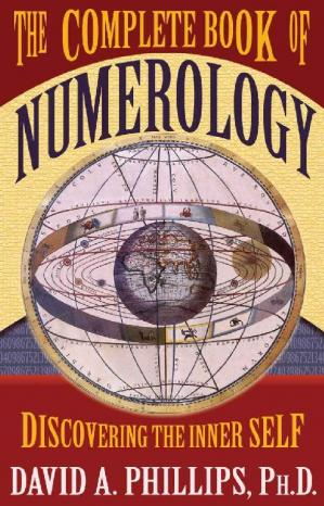 书籍封面 The Complete Book of Numerology