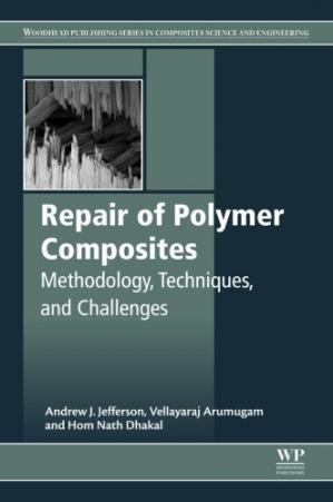 د کتاب پوښ Repair of Polymer Composites: Methodology, Techniques, and Challenges