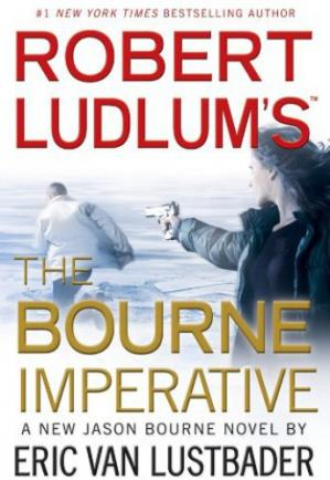 La couverture du livre The Bourne Imperative
