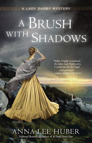Book cover A Brush with Shadows