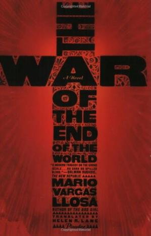 Book cover The War of the End of the World