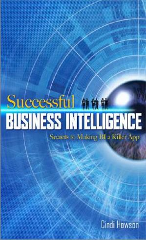 Book cover Successful Business Intelligence