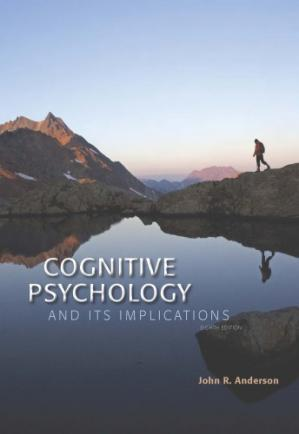 Book cover Cognitive Psychology and Its Implications