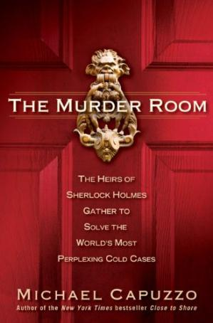 पुस्तक कवर The Murder Room: The Heirs of Sherlock Holmes Gather to Solve the World's Most Perplexing Cold Cases