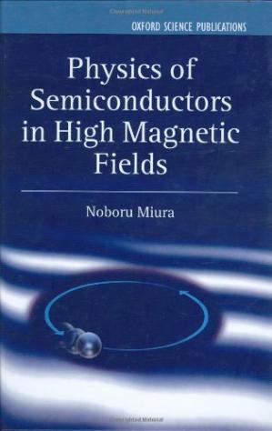 Couverture du livre Physics of semiconductors in high magnetic fields