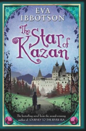 Book cover The Star of Kazan