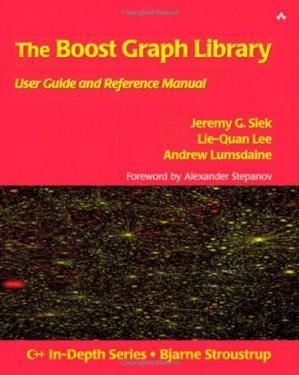 Okładka książki The Boost Graph Library: User Guide and Reference Manual