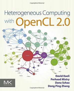 Գրքի կազմ Heterogeneous Computing with OpenCL 2.0