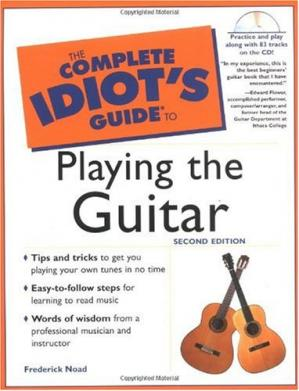Okładka książki The Complete Idiot's Guide to Playing Guitar