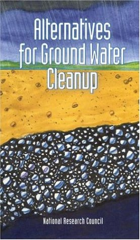 Book cover Alternatives for Ground Water Cleanup