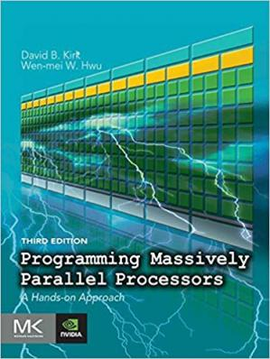 Обложка книги Programming Massively Parallel Processors: A Hands-On Approach