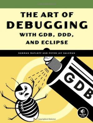 Buchdeckel The Art of Debugging with GDB, DDD, and Eclipse