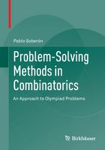 A capa do livro Problem-Solving Methods in Combinatorics: An Approach to Olympiad Problems