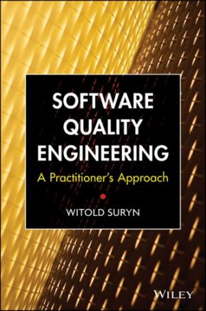 Обложка книги Software Quality Engineering: A Practitioner's Approach