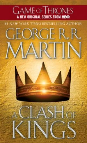 A Clash Of Kings by George R.R Martin In Pdf