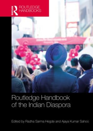 Copertina Routledge Handbook of the Indian Diaspora