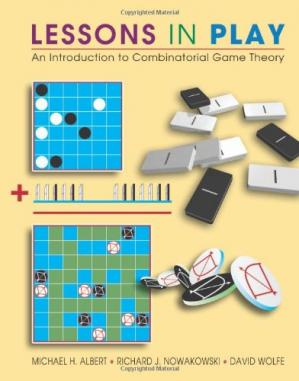 Book cover Lessons in Play: An Introduction to Combinatorial Game Theory