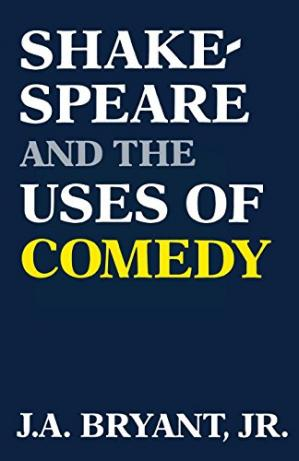Kulit buku Shakespeare and the Uses of Comedy