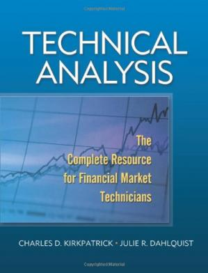 Sampul buku Technical analysis