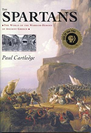 Book cover The Spartans: An Epic History