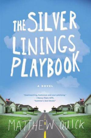 书籍封面 The Silver Linings Playbook