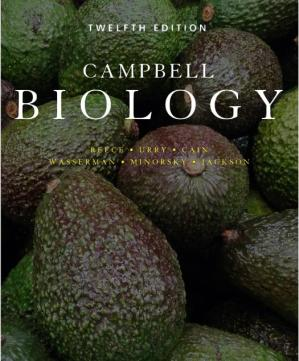 Book cover Campbell Biology