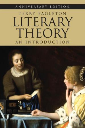Buchdeckel Literary Theory: An Introduction