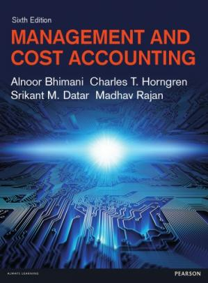Copertina MANAGEMENT AND COST ACCOUNTING