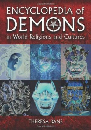 Book cover Encyclopedia of demons in world religions and cultures