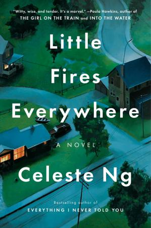 书籍封面 Little Fires Everywhere