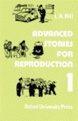 غلاف الكتاب Advanced Stories for Reproduction