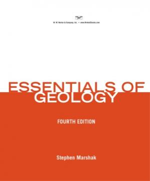 Book cover Essentials of Geology