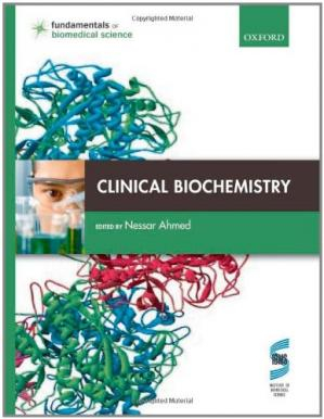 Book cover Clinical Biochemistry