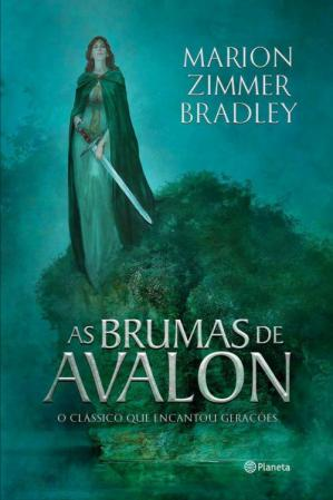 Book cover As Brumas de Avalon