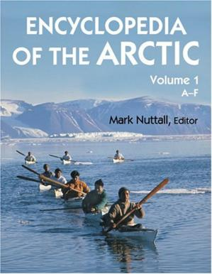 Book cover Encyclopedia Of The Arctic: L, Mark.