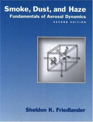 Εξώφυλλο βιβλίου Smoke, Dust, and Haze: Fundamentals of Aerosol Dynamics
