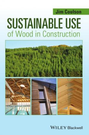 Εξώφυλλο βιβλίου Sustainable use of wood in construction