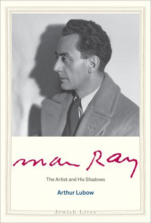 Book cover Man Ray
